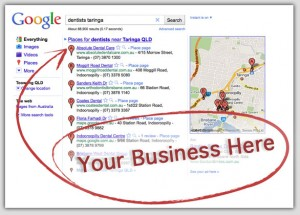 Google Places Optimization for Contractors