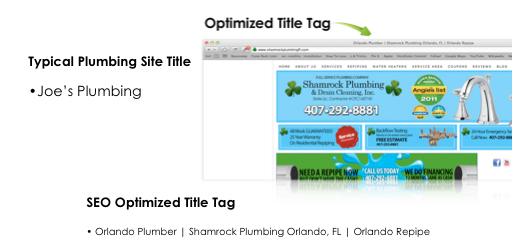 SEO Optimized Title Tag