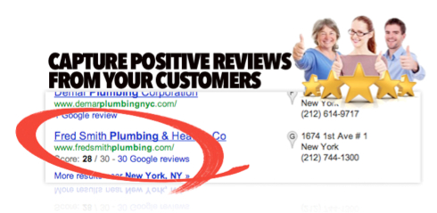 How to get online reviews